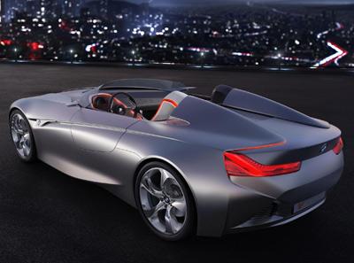 Bmw Vision Connecteddrive Concept Cars Diseno Art