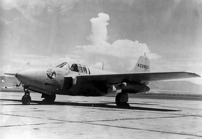 Bell P-59B Airacomet 'Reluctant Robot'