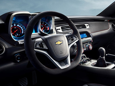 Chevrolet Camaro Zl1 Sports Cars