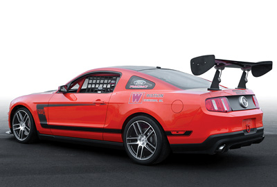 Ford Mustang Boss 302S