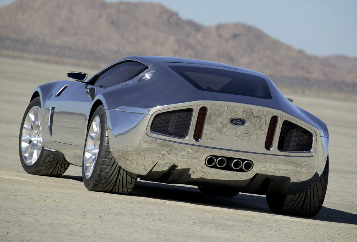 Shelby Gr 1 Concept Cars Diseno Art