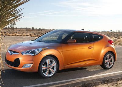 Hyundai Veloster Sports Cars