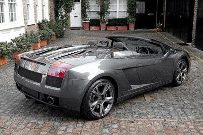 lamborghini gallardo spyder | sports cars