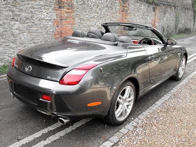 Four Door Sports Cars >> Lexus SC430 | Sports Cars