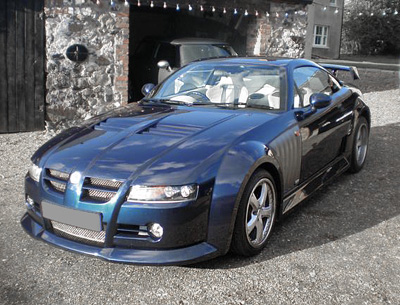 MG XPower SV | Sports Cars