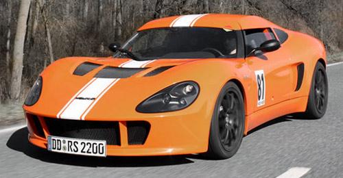 Geneva 2009: Wiesmann Roadster