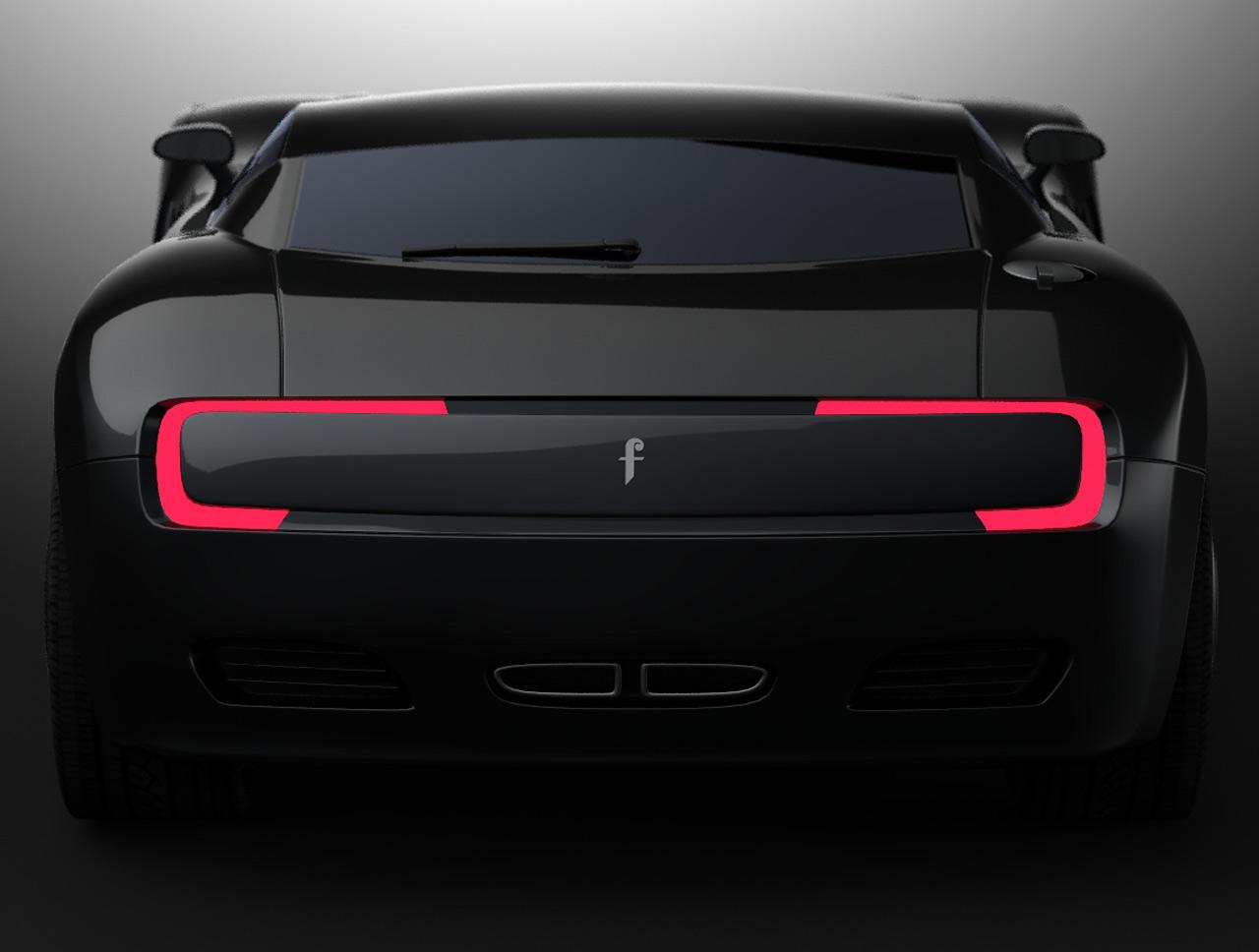 Pininfarina Coupe Concept Cars Diseno Art