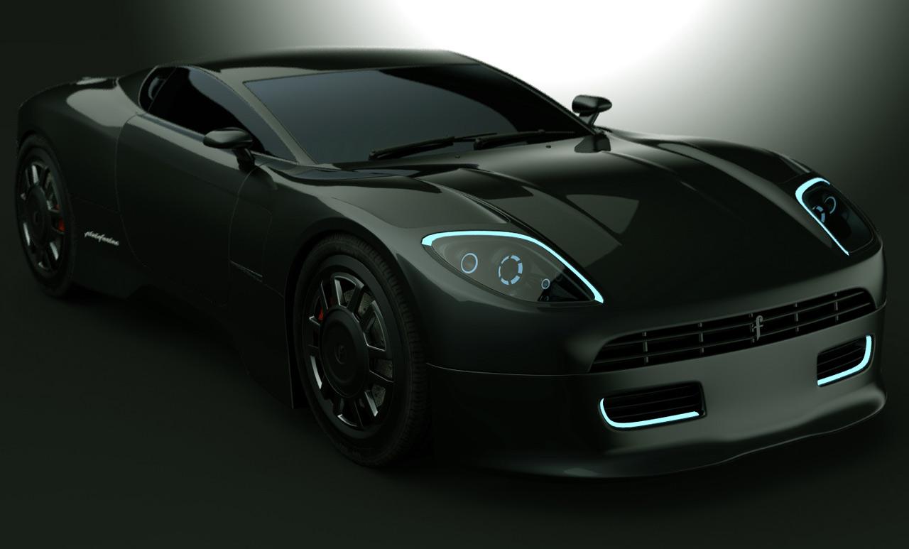 Cheap Futuristic Looking Cars