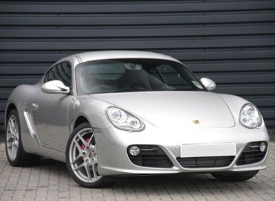 2010 Porsche Cayman S Sports Cars