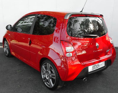 Renault Twingo Renaultsport 133 Cup Sports Cars