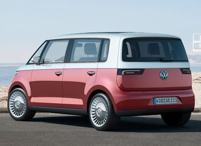 2014 VW Mini Bus