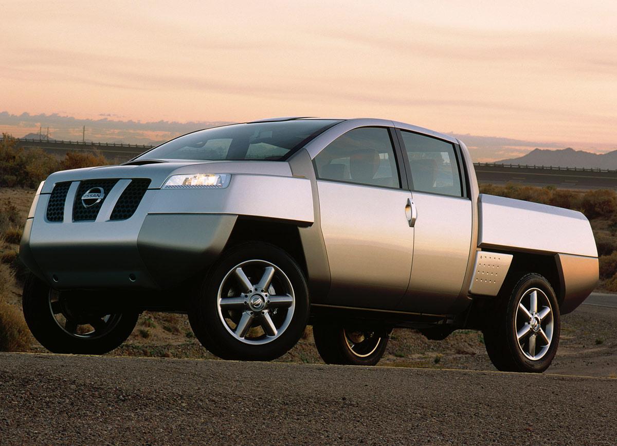 Nissan alpha t concept cars diseno art nissan alpha t concept vanachro Images