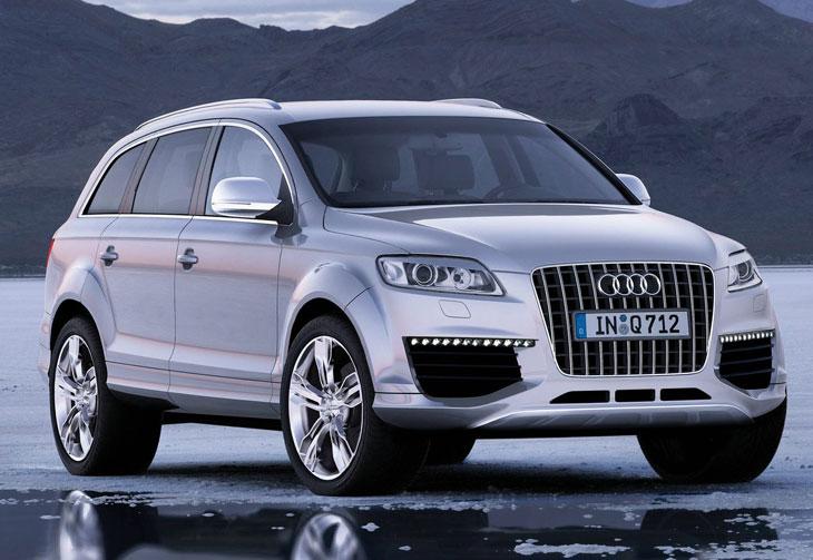 Audi Q TDI V Performance SUVs And Xs - Audi sub