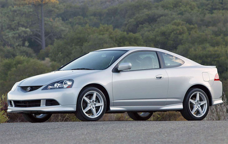 Acura Rsx Type S Sports Cars