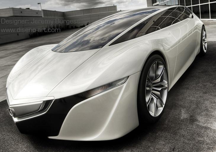 Acura concept cars