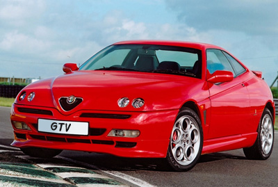 Alfa Romeo GTV And Spider Budget Sports Cars - Budget sports cars