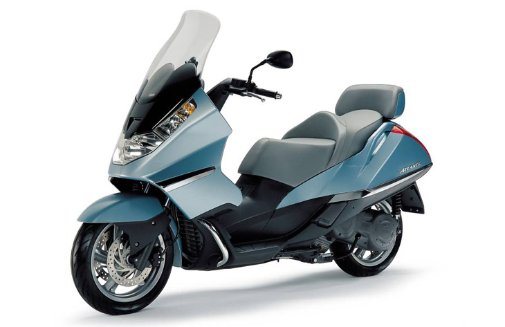 Aprilia Atlantic 500 scooter