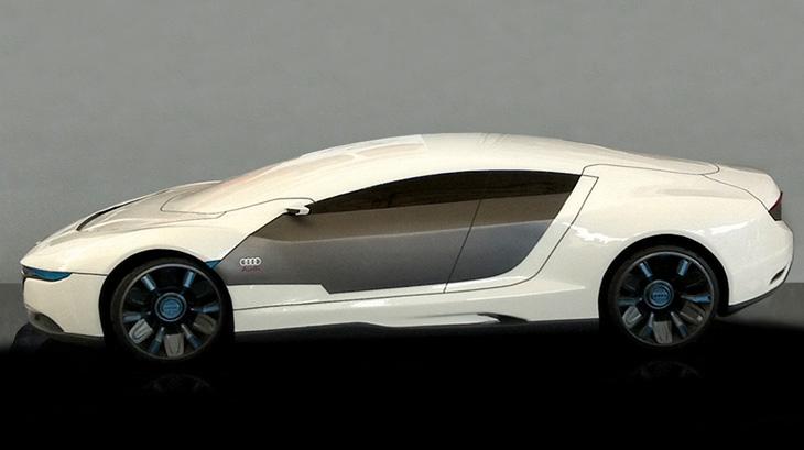Audi A9 Concept Cars Diseno Art
