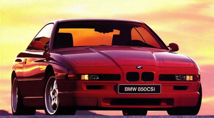 bmw 850 csi sports cars diseno art. Black Bedroom Furniture Sets. Home Design Ideas