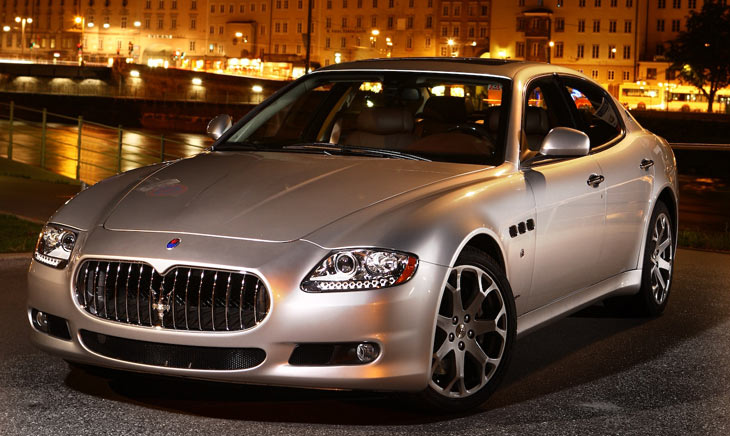 Maserati quattroporte luxury cars 2009 maserati quattroporte s sciox Choice Image