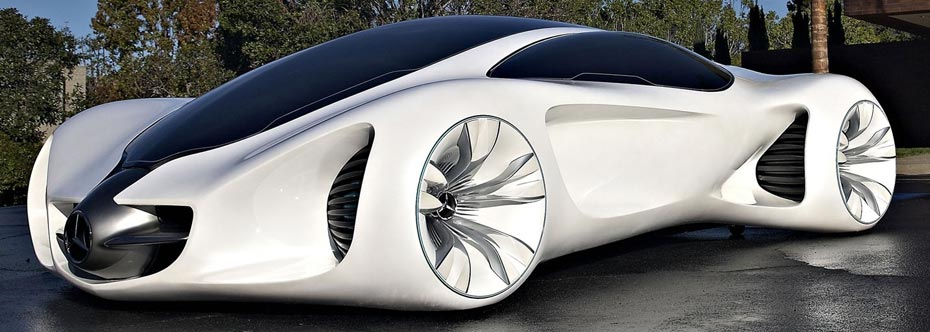 future car mercedes biome