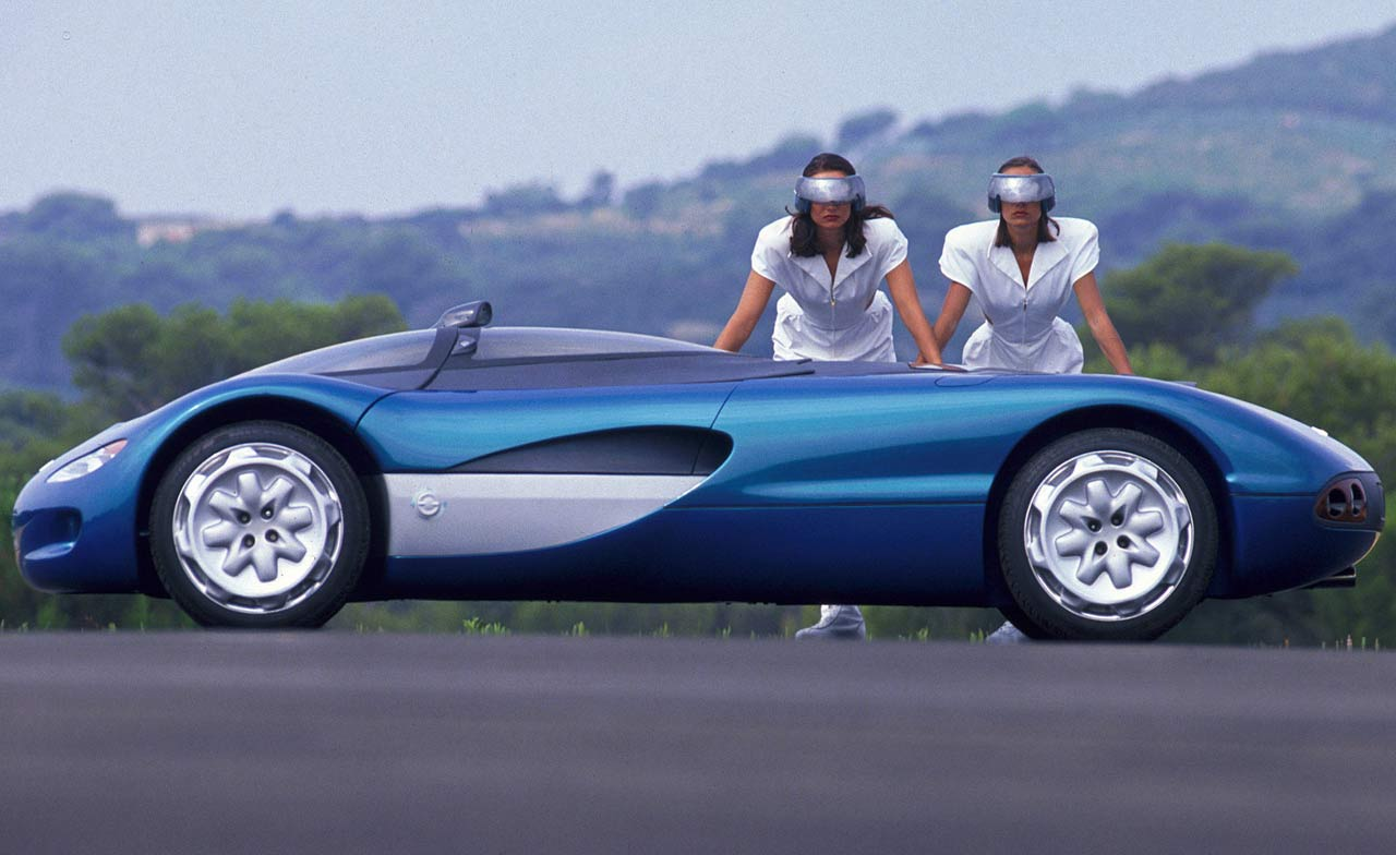 Renault Laguna Concept Concept Cars Diseno Art