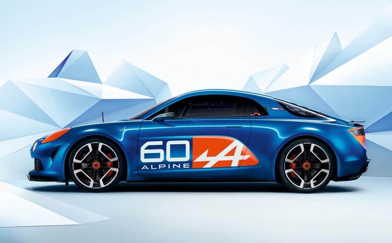 Alpine Celebration Concept Cars Diseno Art