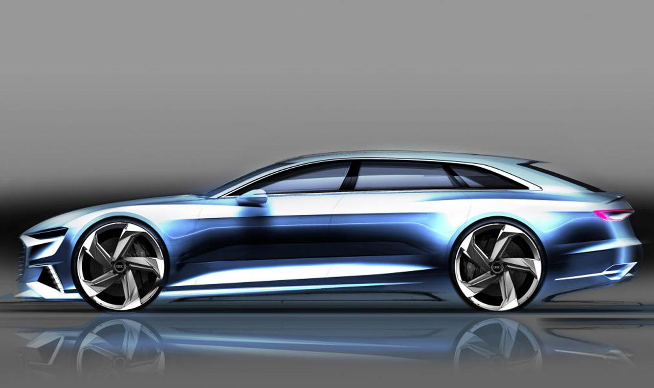 Audi Prologue Avant Concept Cars Diseno Art