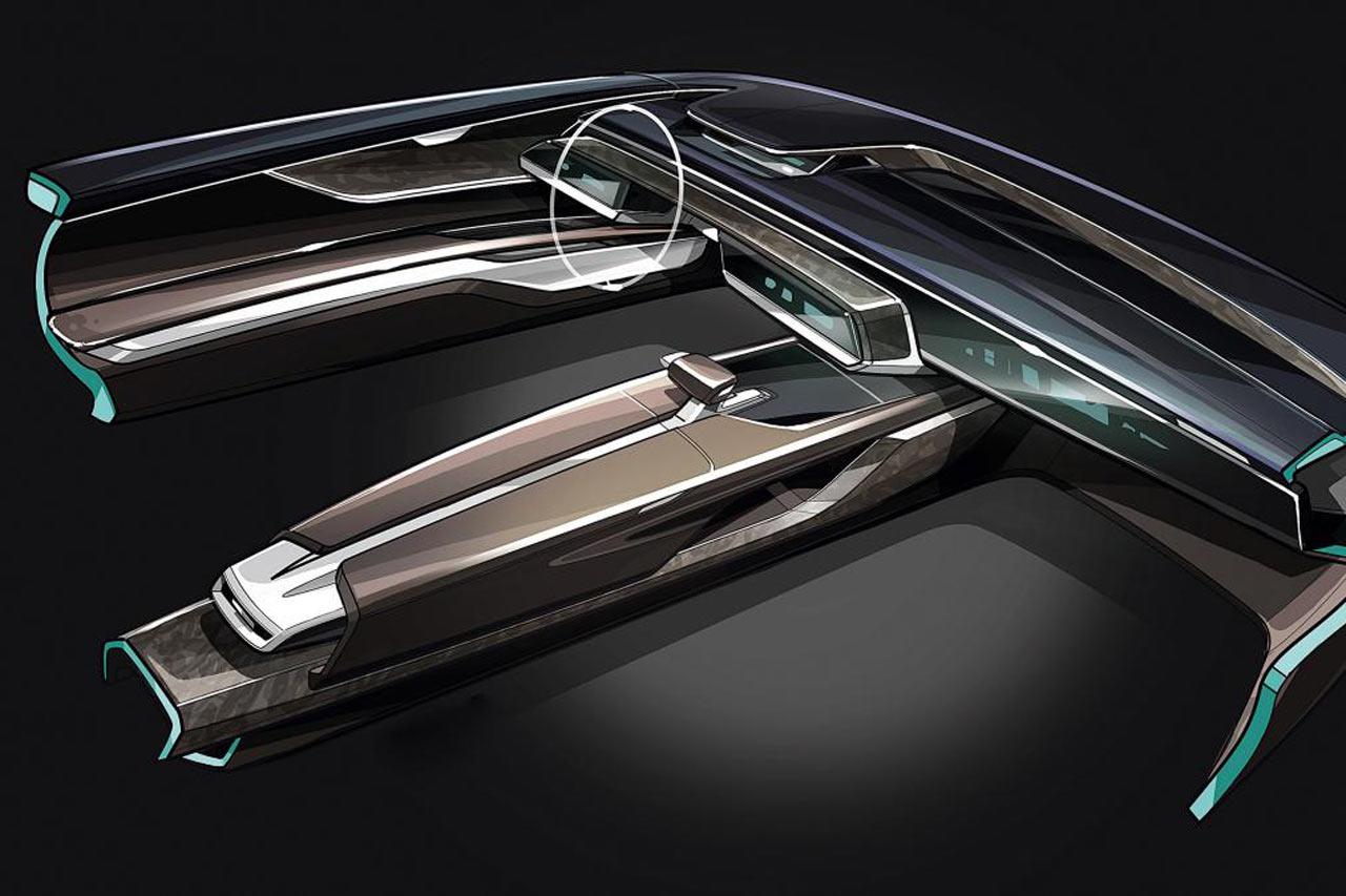 Audi prologue avant concept cars diseno art for Minimalist design concept