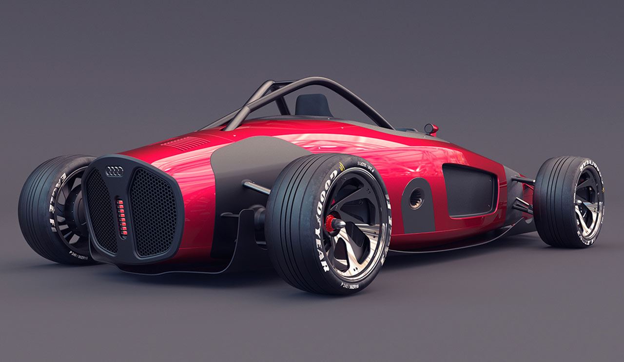 audi union 2017 concept cars diseno art. Black Bedroom Furniture Sets. Home Design Ideas