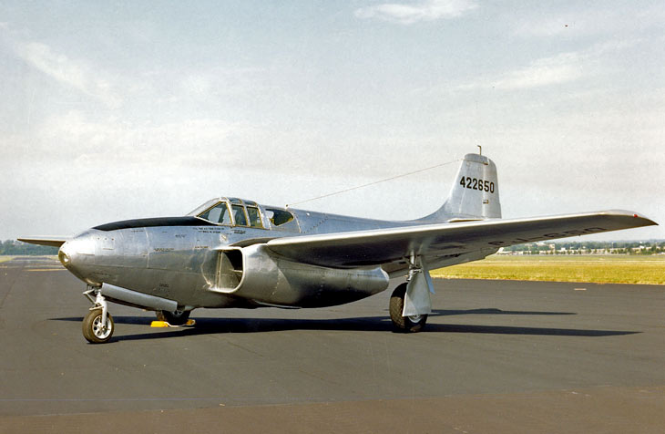 Bell XP-59B Airacomet