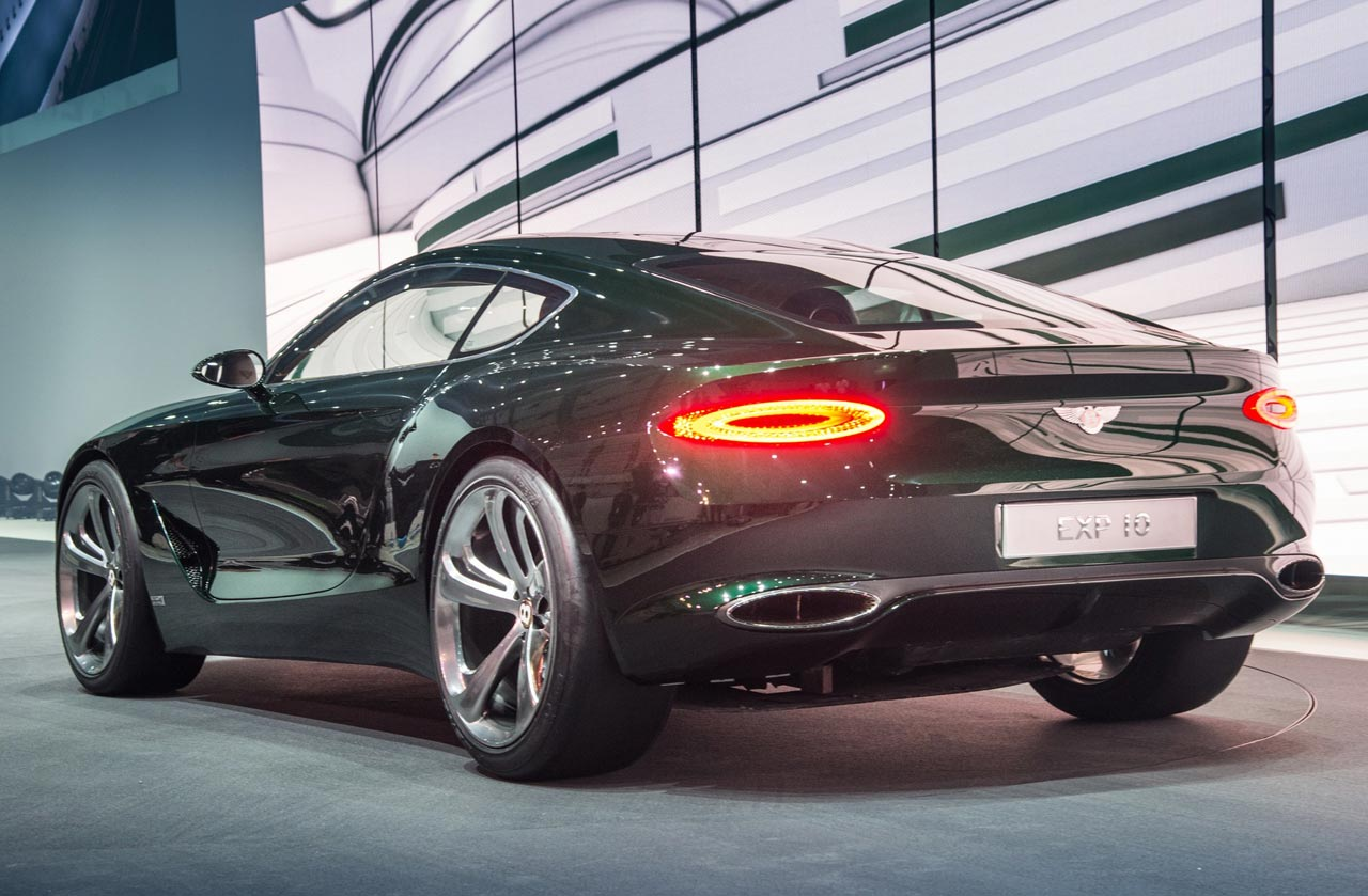 Continental Extreme Contact >> Bentley EXP 10 Speed 6 | Concept Cars | Diseno-Art