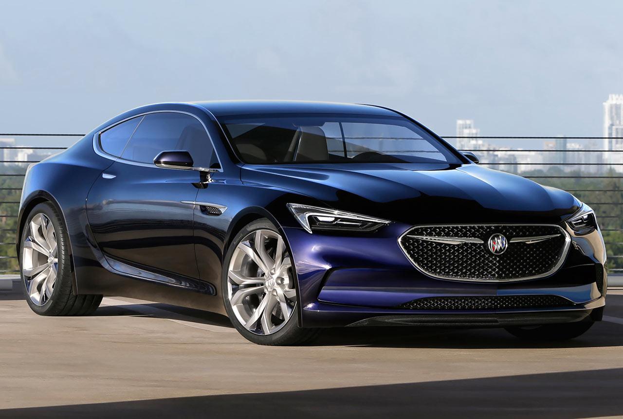 Vwvortex Com Buick Avista Concept Likely To Be Produced