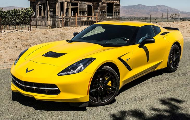 Chevrolet Corvette C7 Stingray | Sports Cars