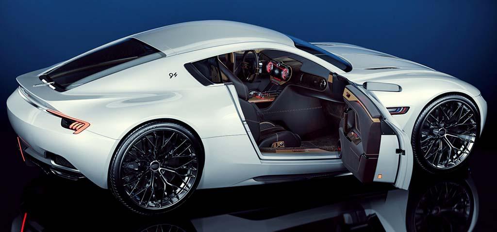 Delahaye 94 Concept Cars Diseno Art
