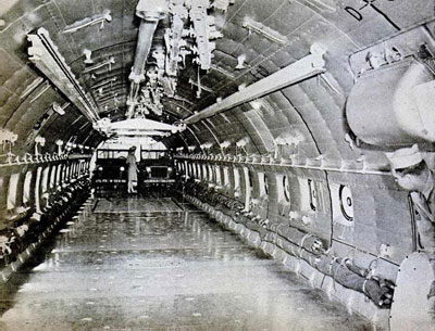 Douglas C 74 Globemaster Strange Vehicles Diseno Art