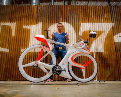 Fuci Concept Bike By Specialized Strange Vehicles