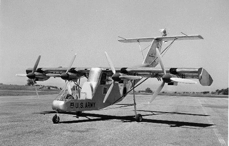 Fairchild VZ-5