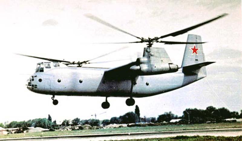 Kamov Ka 22 Vintokryl Quot Hoop Quot Helicopter Strange Vehicles