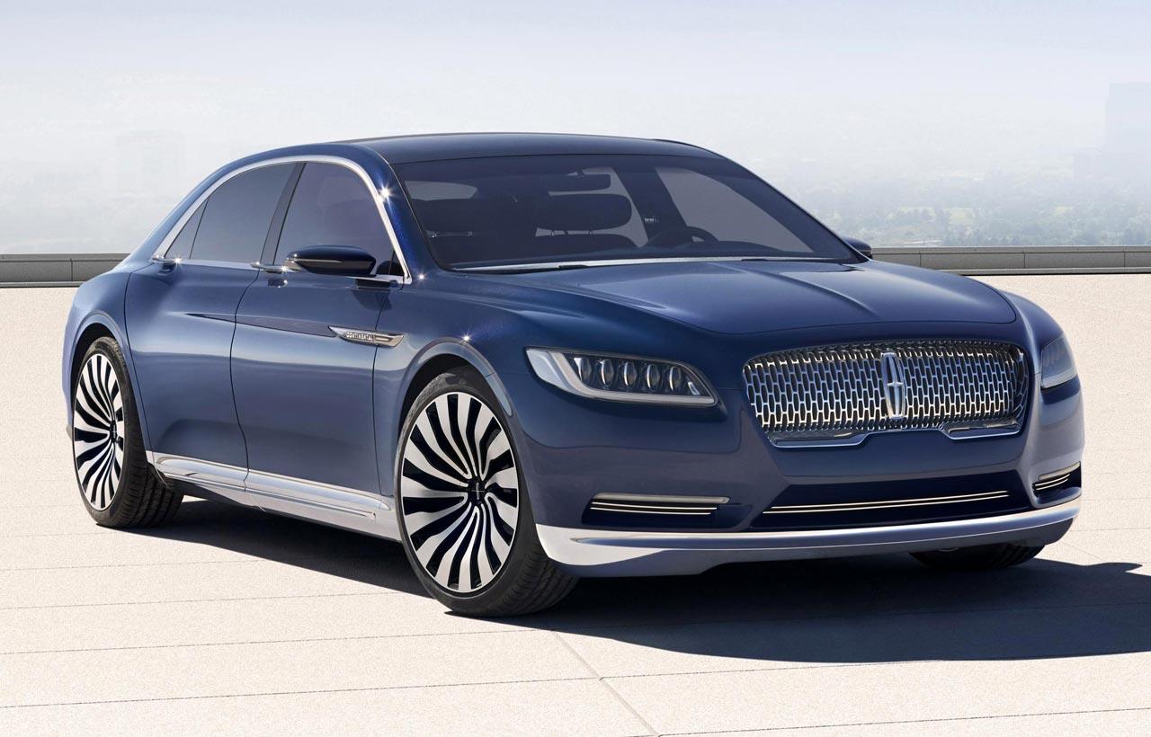 lincoln continental concept concept cars diseno art. Black Bedroom Furniture Sets. Home Design Ideas