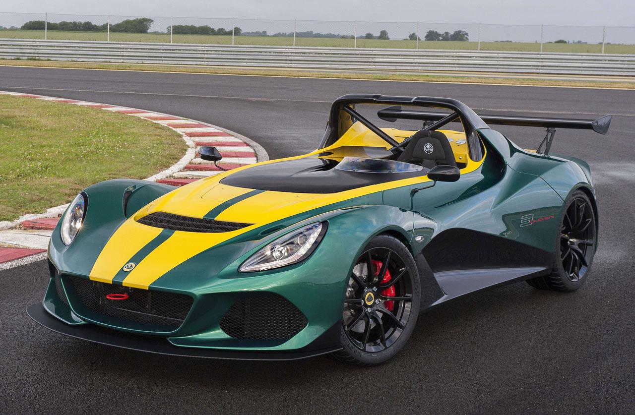 Lotus 3 Eleven Sports Cars