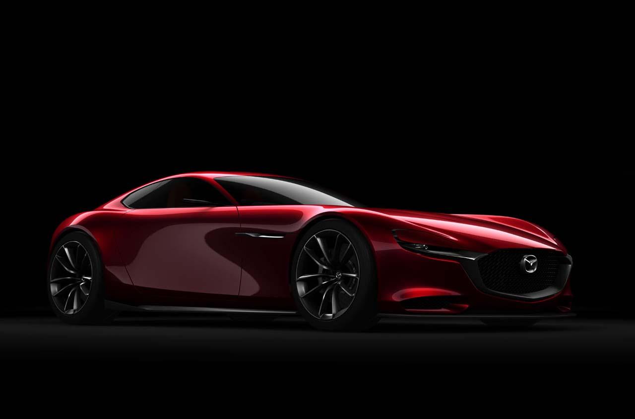 Mazda Rx7 Sport >> Mazda RX-VISION | Concept Cars | Diseno-Art
