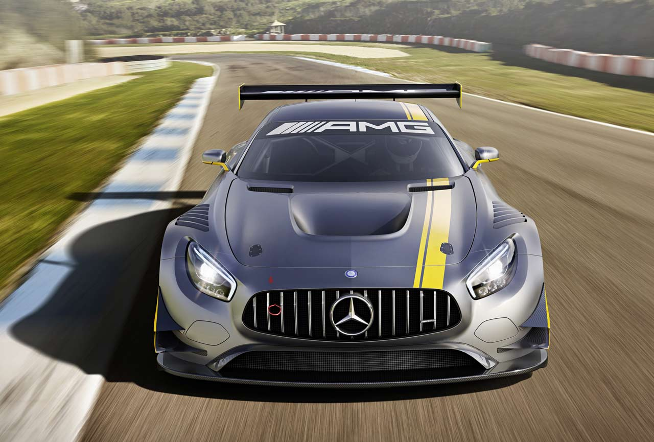 Mercedes amg gt3 sports cars for Mercedes benz race car