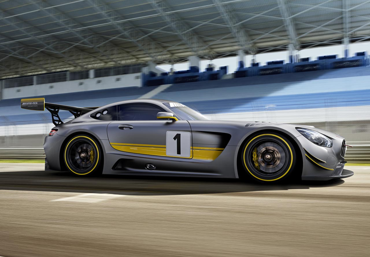 Mercedes amg gt3 sports cars for Mercedes benz gt3