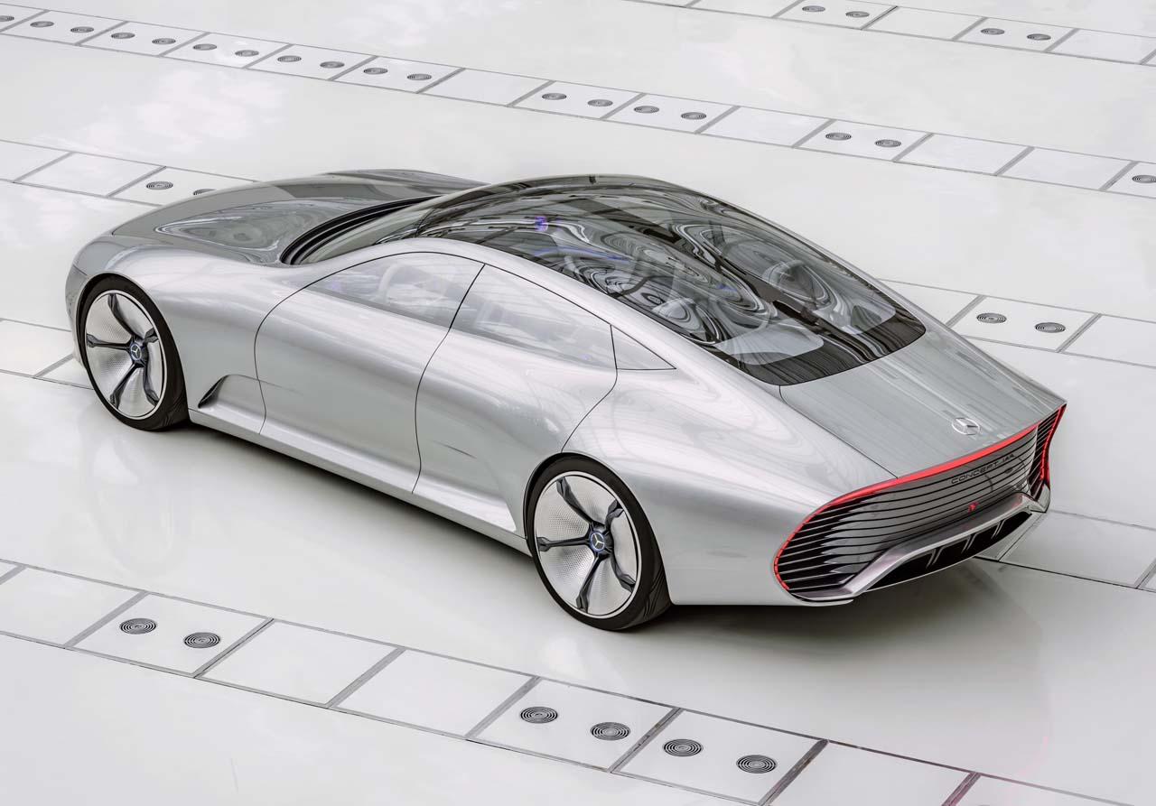 mercedes benz concept iaa concept cars diseno art. Black Bedroom Furniture Sets. Home Design Ideas