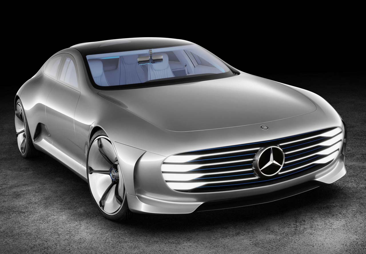 Mercedes benz concept iaa concept cars diseno art for Mercedes benz concept suv