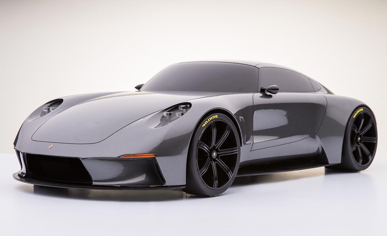 Porsche 901 concept cars diseno art for Porche diseno