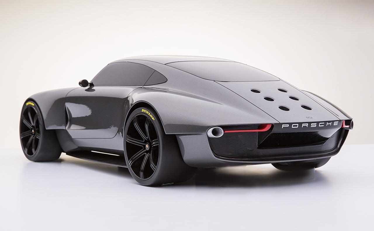 Porsche 901 concept cars diseno art - Porche diseno ...