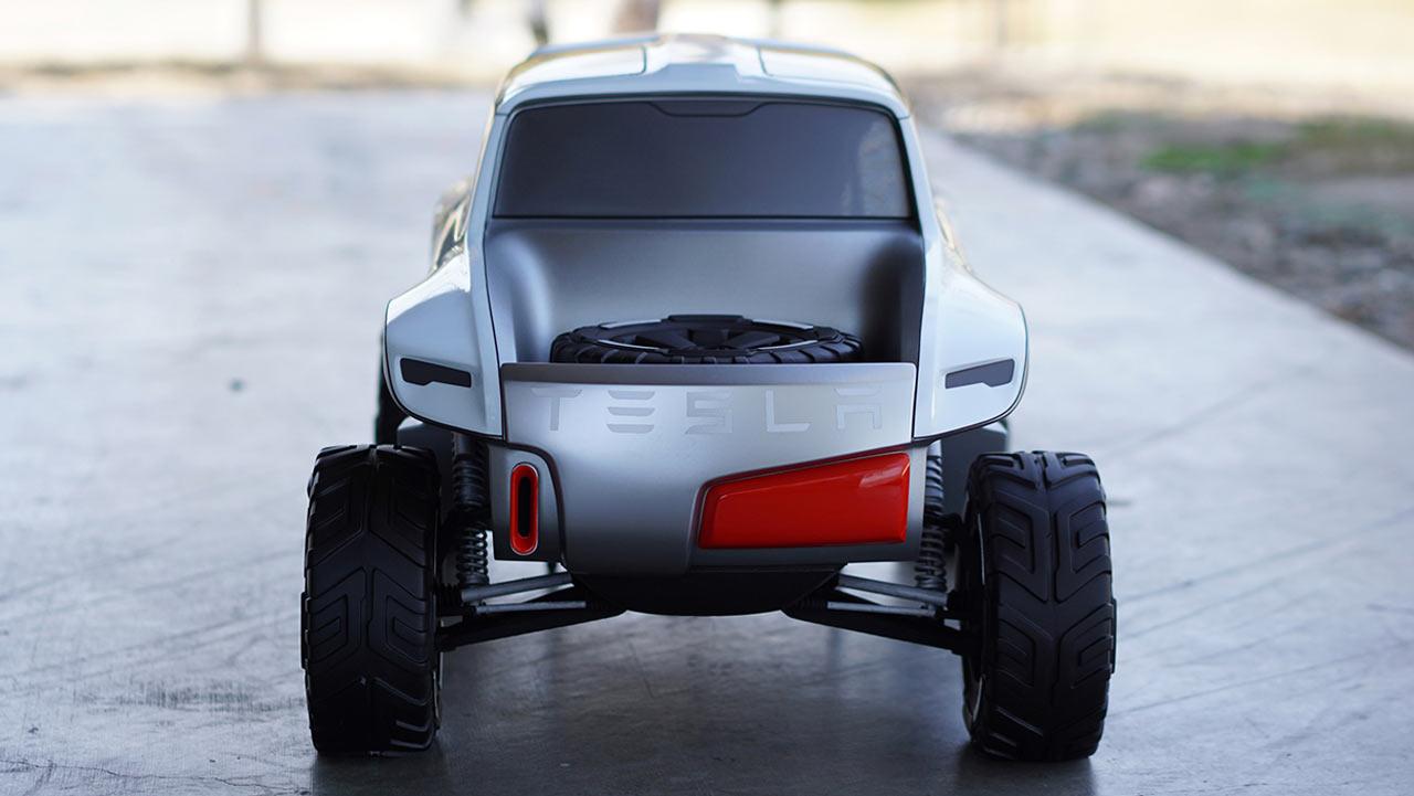 Tesla Allterrain | Concept Cars | Diseno-Art
