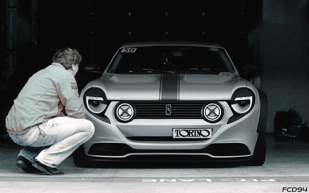 Ika Torino 380 Coupe Concept Concept Cars Diseno Art
